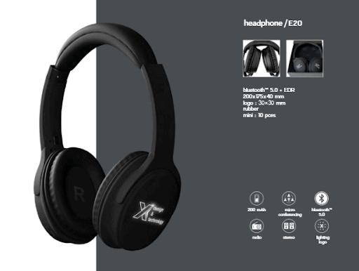 regalo promocional auriculares