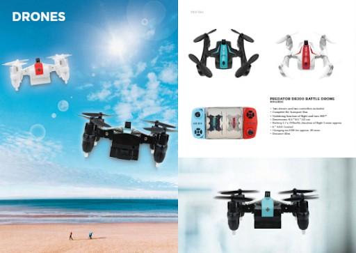 drone para regalo
